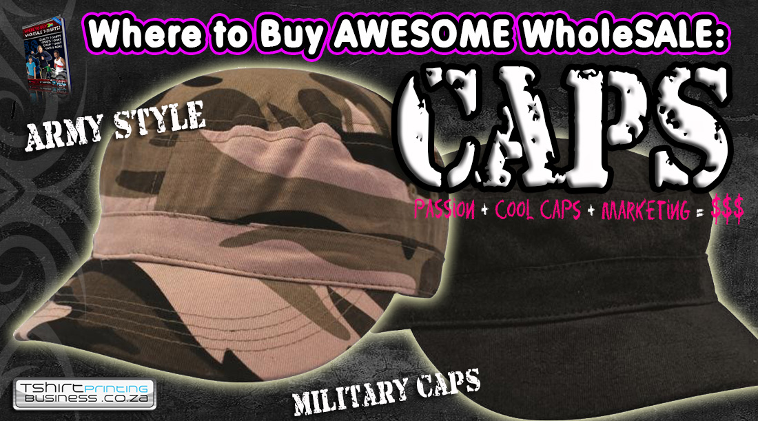 where to buy wholesale military army caps
